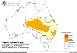 bureau of metereology nsw sweats through stubborn heatwave 9news