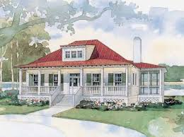 Southern Living House Plans With Porches by 150 Best House Plans Images On Pinterest Country House Plans