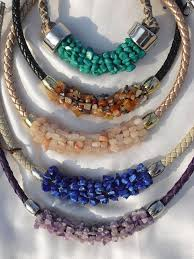 necklace stone beads images 30 best stone beads jewelry images bead jewellery jpg