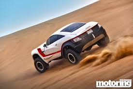 lexus used in uae exclusive rally fighter driven in the uae motoring middle east