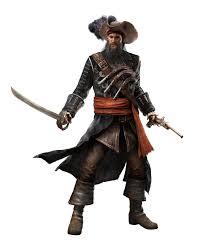 Bartholomew Roberts Flag Assassin U0027s Creed 4 Black Flag Aims To Refresh The Formula Polygon