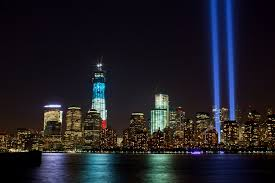 world trade center lights file tribute in light and one world trade center 2012 jpg