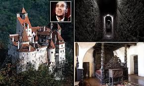 Bran Castle Interior Inside U0027dracula U0027s Castle U0027 In Romania Daily Mail Online