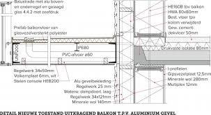 balkon isolieren flats met nieuwe thermische buitenschil bouwwereld nl