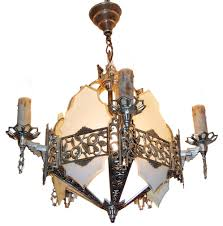 Country French Chandelier by Art Deco Lighting Sold Chandeliers Art Deco Collection