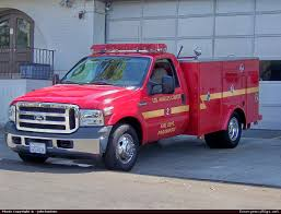 Ford F350 Service Truck - ford f350 rescue los angeles county fire department emergency