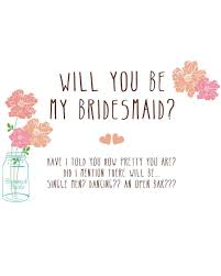 will you be my bridesmaid invite 12 will you be my bridesmaid cards we martha stewart