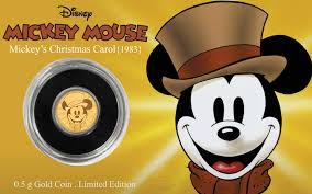 mickey through the ages coin series series wraps up with the 1983