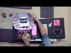 tutorial scrapbook card scrapbook tutorial how to make scrapbook diy scrapbook tutorial