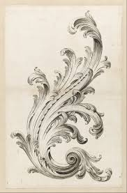 file peyrotte acanthus leaf design project