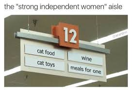 Independent Woman Meme - strong independent woman isle meme