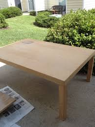 diy of the week an ikea coffee table hack uva2rva