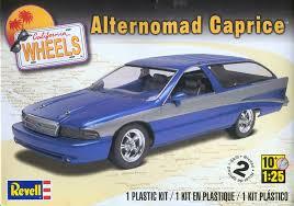revell california 25 revell usa california wheels alternomad caprice rm4049