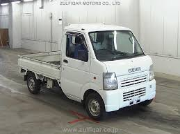 suzuki carry pickup used suzuki carry truck 2006 jul white for sale vehicle no za 57559