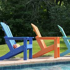 Adirondack Outdoor Furniture Furniture Chic Design Of Plastic Adirondack Chairs Target For