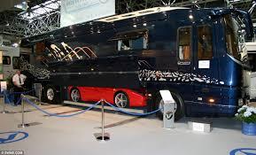 volkner rv 1 2 million luxury caravan by volkner mobil