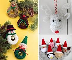 crochet christmas mini christmas crochet pattern crochet christmas