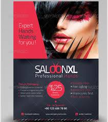 beauty saloon flyer template anchorstyles pinterest flyer