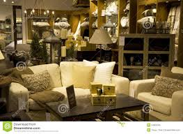 High End Home Decor Luxury Furniture Home Decor Store Royalty Free Stock Photo Image