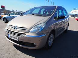 citroen xsara picasso 1 6i 16v 5d mpv 2007 used vehicle nettiauto