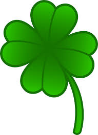 4 leaf clover clipart free download clip art free clip art