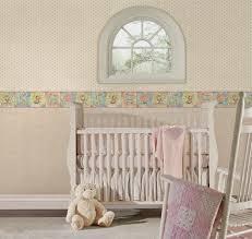 mur chambre fille déco mur chambre bébé 50 idées charmantes