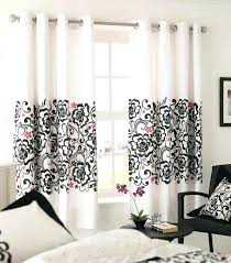 Black And White Blackout Curtains Black Modern Curtains Best Modern Curtain Designs Curtain Ideas