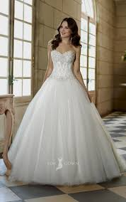 strapless wedding gowns strapless wedding dresses gown with diamonds naf dresses