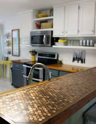 5 façons de transformer un comptoir de cuisine sans le remplacer