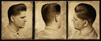 rockabilly rear view of men s haircuts greaser hairstyle badass idols lifestyle greasers rockabilly