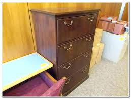 Locking Lateral File Cabinet Furniture Cherry Locking Lateral File Cabinets With 2 Drawers And