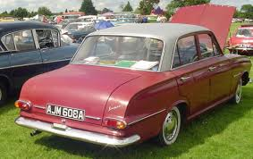 1959 vauxhall victor carshow classics 1961 1972 vauxhall victor u2013 luton salutes the victor