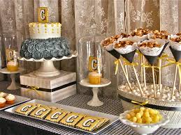 yellow and gray baby shower decorations photo baby shower ideas on image