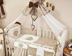 5 piece baby cot bed bedding set moon cot 120 x 60cm cream