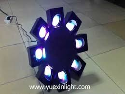 Octopus Light Led Octopus Effect Light Email Johnny0328 Yuexin Light Com Youtube