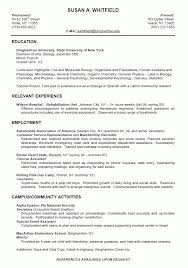 28 Resume Samples For Sample by Resume Examples Student Best Resume Collection