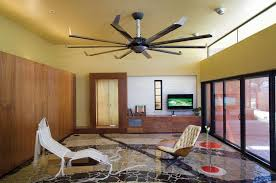 ceiling fan too big for room big ceiling fan amazing these ain t your mother s fans