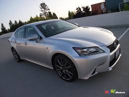 lexus gs sales figures review 2013 lexus gs 350 f sport ebay motors blog