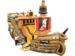 pirate ship inflatable depot