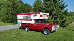 Truck Bed Trailer Camper Vintage Camper Trailers For Sale Vintage Camper Trailers