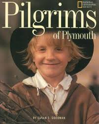 pilgrims book pilgrims of plymouth by susan e goodman