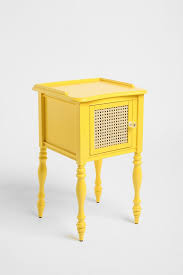 Small Nightstand Table Best 25 Yellow Bedside Tables Ideas On Pinterest Yellow