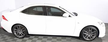 lexus is350 f sport package for sale white lexus is 350 for sale used cars on buysellsearch