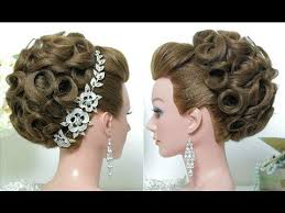 wedding hair using nets bridal wedding hairstyle for long hair with hair nets