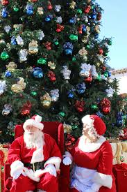 holiday time at the new outlets at san clemente