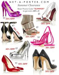 shoes on sale a porter summer clearance part i shoes