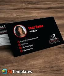 instagram logo for business card template with and online small 1948