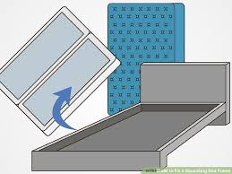 Bed Frame Squeaking How To Fix A Squeaking Bed Frame With Pictures Wikihow