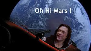 Meme Space - space tesla meme by peebee memedroid