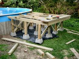 free do it yourself deck building plans today u0027s free plans for
